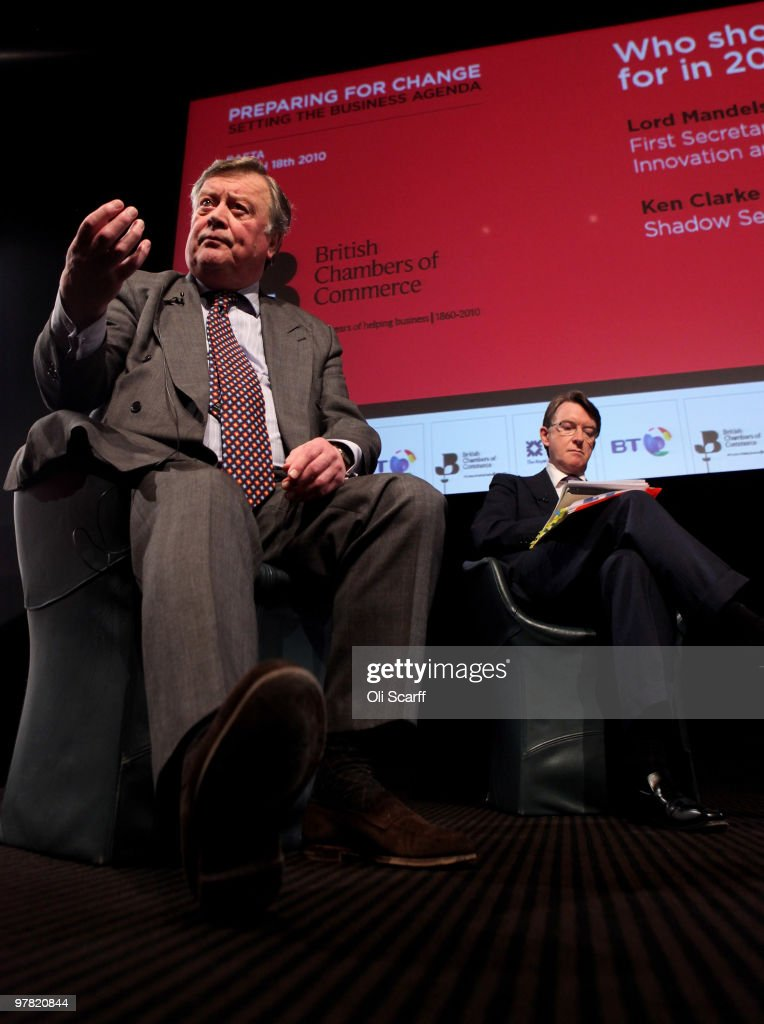 Senior Figures Speak At British Chamber of Commerce Annual Conference