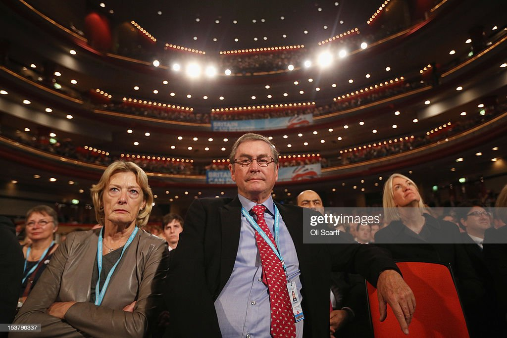 Party Faithful Attend The Annual Conservative Party Conference : News Photo