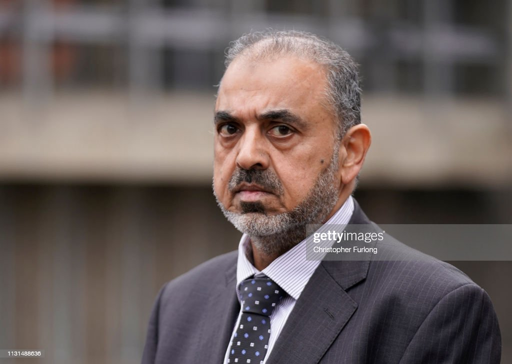 GBR: Former Labour Peer Lord Ahmed Appears Charged With Sexual Offenses Against Children