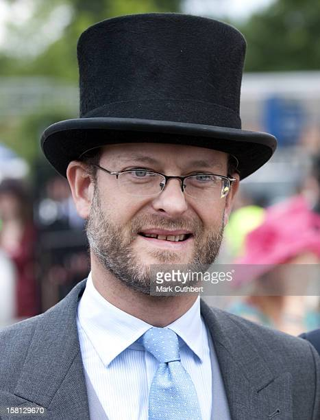 Lord Nicholas Windsor At Royal Ascot On The Final Day Of The 2009 Meeting