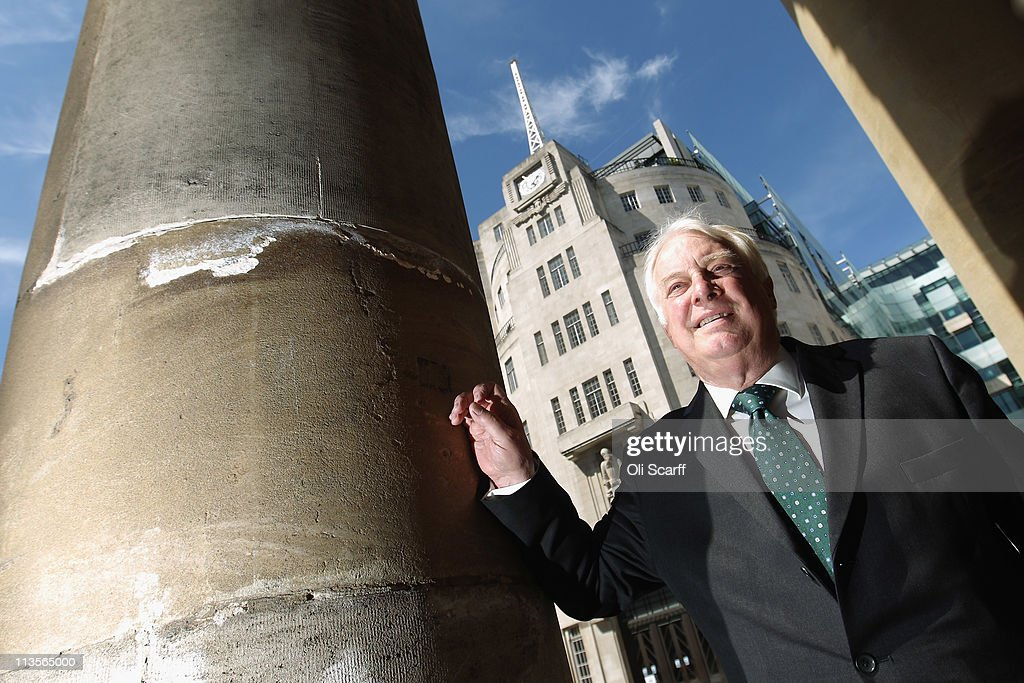 Lord Patten Begins His First Day As Chairman Of The BBC Trust
