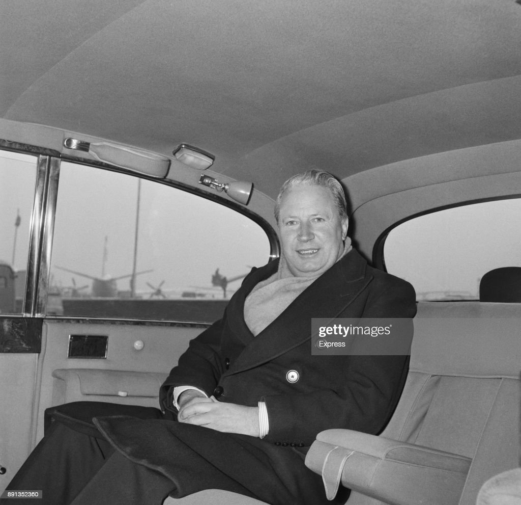 Lord Privy Seal and Conservative Party politician Edward Heath (1916 - 2005), UK, 16th January 1963.