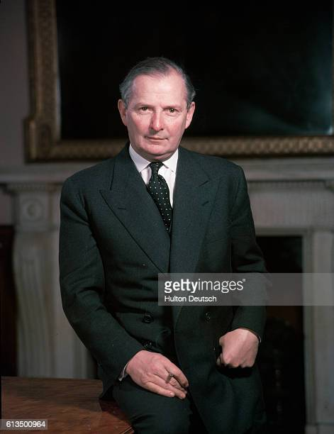 Lord SelwynLloyd the Conservative politician He held a number of Ministerial posts including Chancellor of the Exchequer and Speaker of the House of...