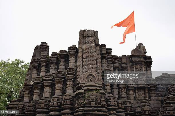 lord shiva temple - maharashtra stock pictures, royalty-free photos & images