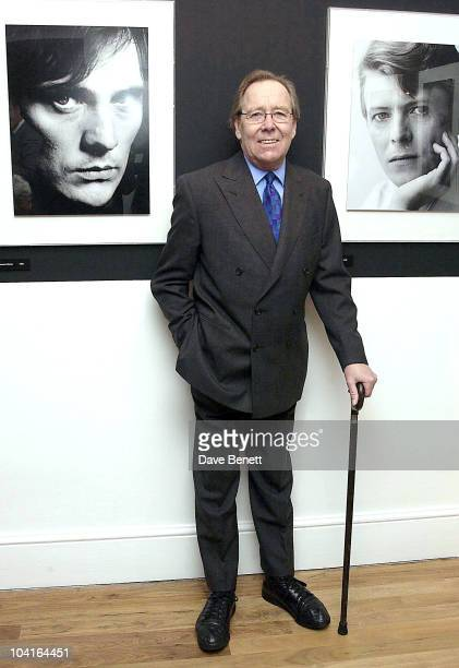Lord Snowdon Lord Snowdon Held His Latest Photography Exhibition Of Portraits At His Son Viscout Linley's Shop In Pimlicoit Was The First Time The...