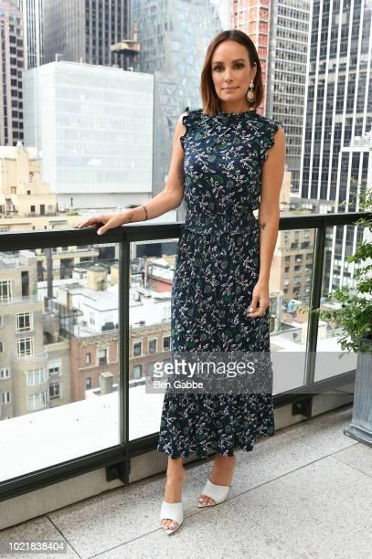 Lord Taylor announces Catt Sadler as Resident Style Expert on August 23 2018 in New York City