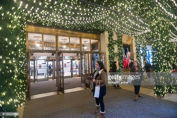 Lord & Taylor in New York seen on Sunday, November 22, 2015. Lord & Taylor has settled charges brought by the Federal Trade Commission over paid...