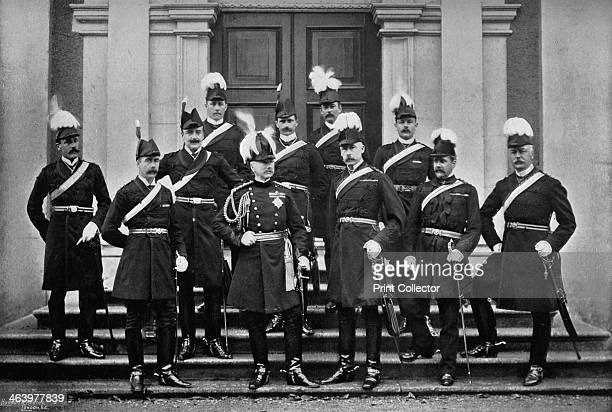 Lord Wolseley and the headquarters staff in Ireland 1896 Field Marshal Garnet Joseph Wolseley was appointed CommanderinChief of the Forces in 1895 a...
