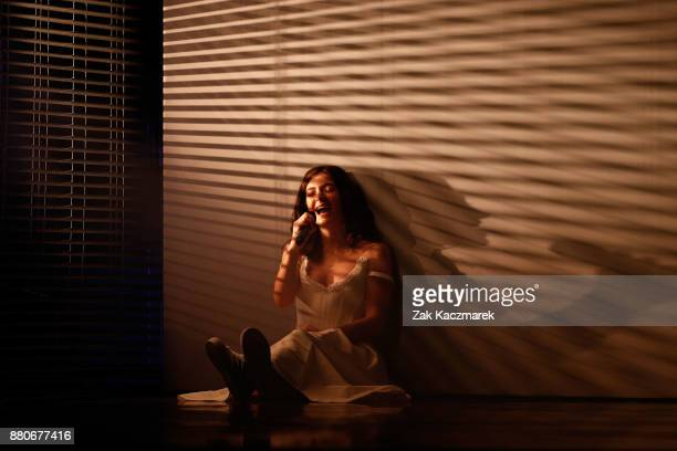Lorde performs on stage during the 31st Annual ARIA Awards 2017 at The Star on November 28 2017 in Sydney Australia