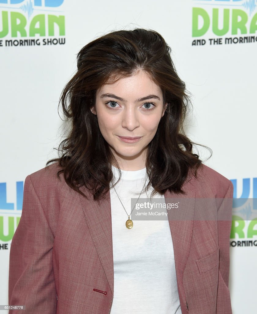 "Lorde Visits ""The Elvis Duran Z100 Morning Show"""