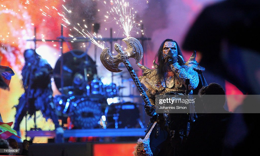 Eurovision Song Contest - Finals : News Photo