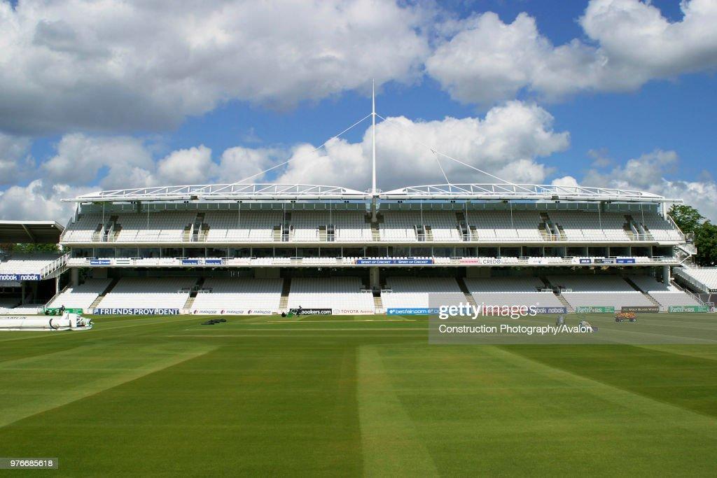 Lords Cricket Ground. London, United Kingdom. : News Photo