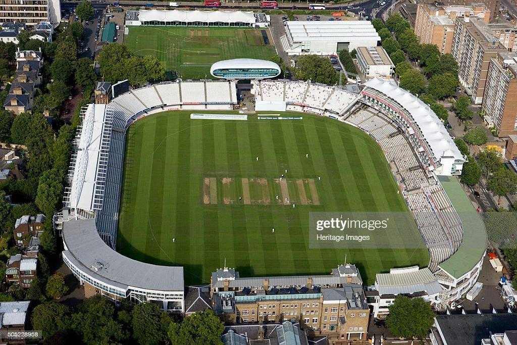 Lords Cricket Ground, St John's Wood, London, 8 August 2006 : News Photo