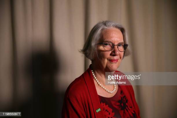Lords Spokesperson for Health and Social Care Baroness Judith Jolly on February 4 2020 in London England More than 2000 adults are being put in...