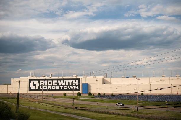 OH: Lordstown Motors Headquarters Ahead Of Earnings Figures