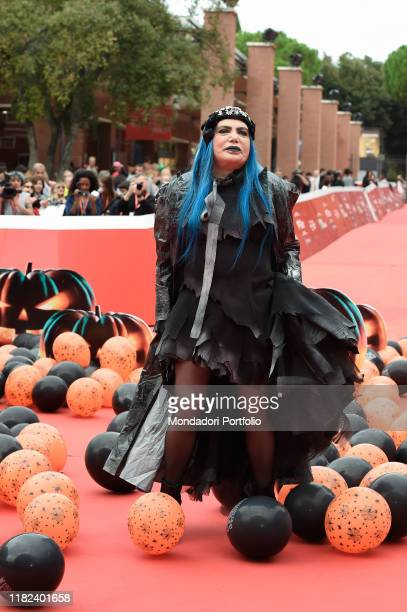 Loredana Bertè at Rome Film Fest 2019 Rome October 20th 2019