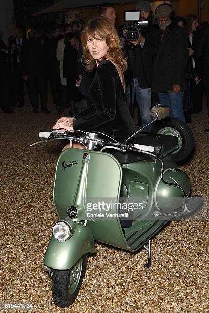 Loredana Cannata attends 'Red Carpet In Via Condotti' on October 18 2016 in Rome Italy