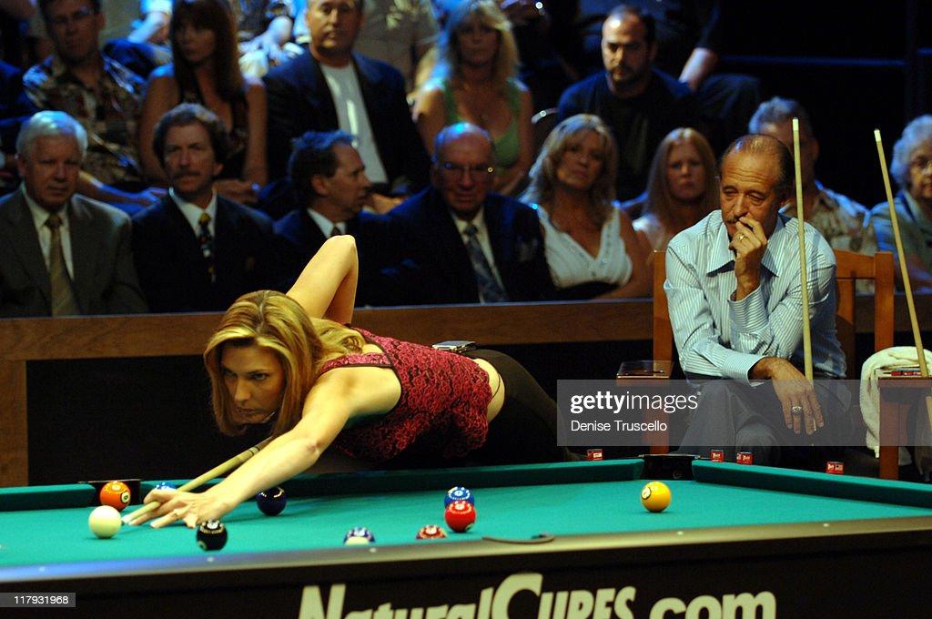 International Pool Tour World 8-Ball Championship - August 20, 2005 : News Photo