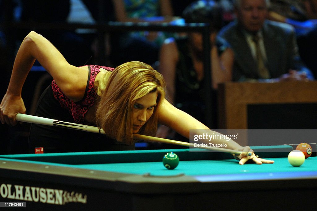International Pool Tour World 8-Ball Championship - August 20, 2005 : Fotografia de notícias