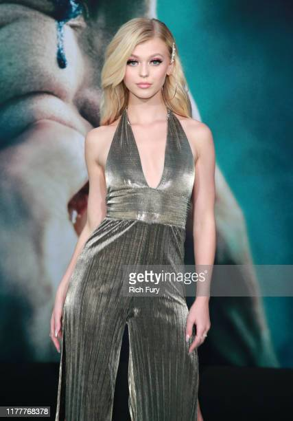 Loren Gray attends the premiere of Warner Bros Pictures Joker on September 28 2019 in Hollywood California