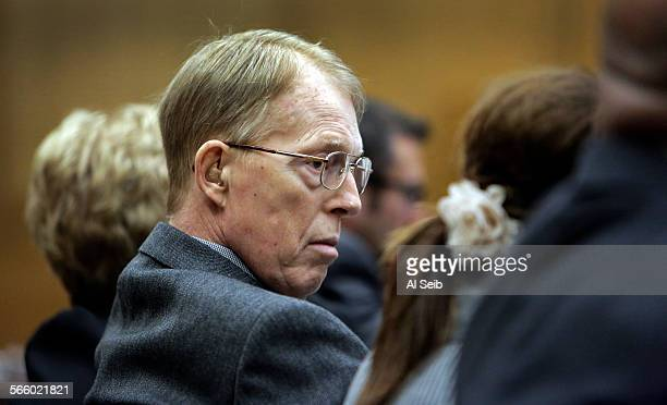 Loren Kransky in the Los Angeles Superior Courtroom of Judge J Stephen Czuleger on February 28 2013 is the plaintiff who claims his hip replacement...