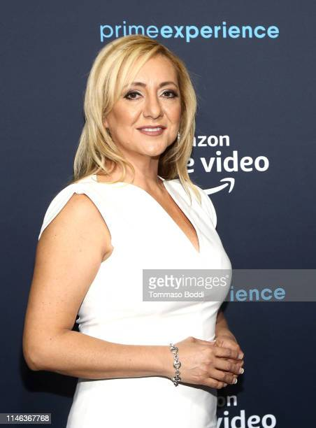 Lorena Bobbitt attends the Amazon Prime Experience Hosts Lorena FYC Screening And Panel at Hollywood Athletic Club on May 01 2019 in Hollywood...