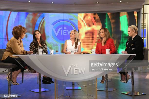 THE VIEW Lorena Bobbitt is a guest on Walt Disney Television via Getty Images's The View Tuesday February 12 2019 The View airs MondayFriday on the...