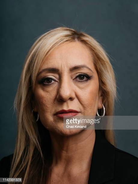 Lorena Bobbitt is photographed for Deadline on January 28 2019 in Park City United States