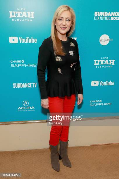 Lorena Gallo attends the Lorena Premiere during the 2019 Sundance Film Festival at Egyptian Theatre on January 29 2019 in Park City Utah