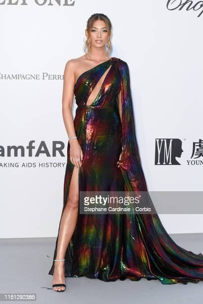 Lorena Rae attends the amfAR Cannes Gala 2019>> at Hotel du CapEdenRoc on May 23 2019 in Cap d'Antibes France