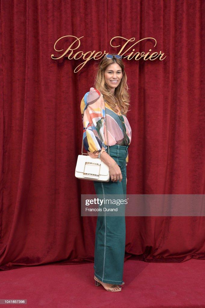 Roger Vivier: Hotel Vivier Presentation Spring/Summer 2019 During Paris Fashion Week : News Photo