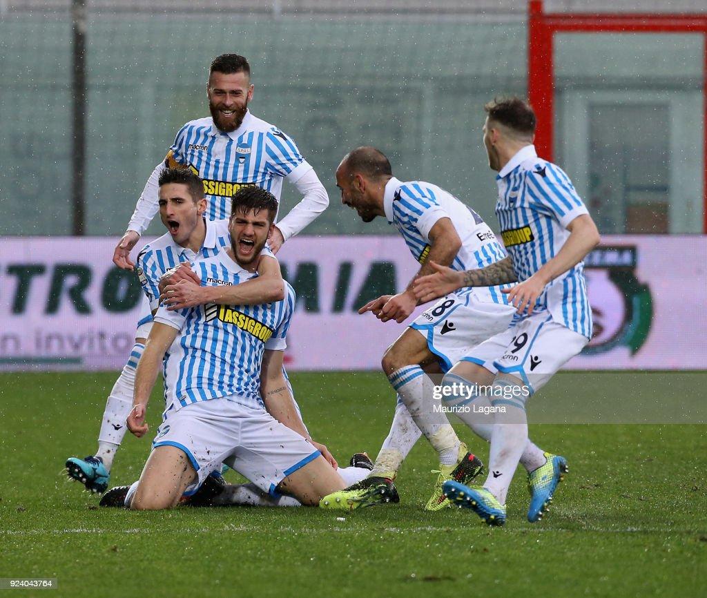 FC Crotone v Spal - Serie A