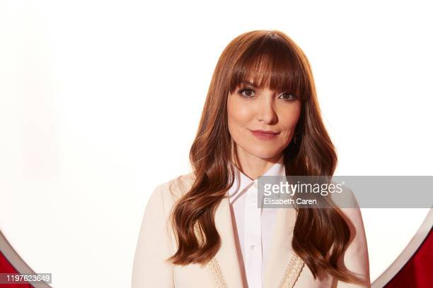 Lorene Scafaria attends the 22nd Costume Designers Guild Awards at The Beverly Hilton Hotel on January 28 2020 in Beverly Hills California