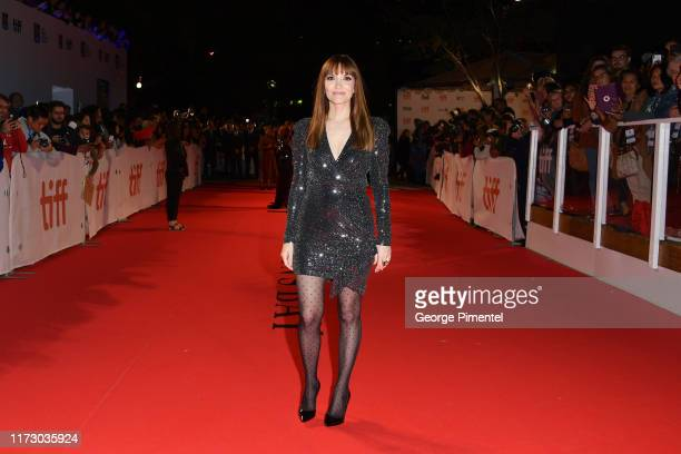 Lorene Scafaria attends the Hustlers premiere during the 2019 Toronto International Film Festival at Roy Thomson Hall on September 07 2019 in Toronto...