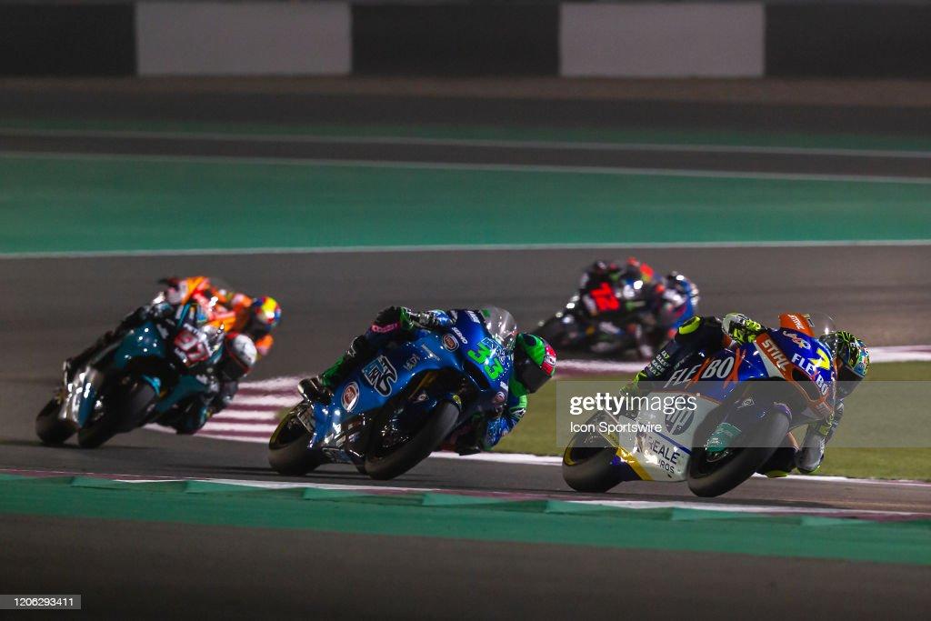 AUTO: MAR 08 MotoGP - Grand Prix of Qatar : News Photo