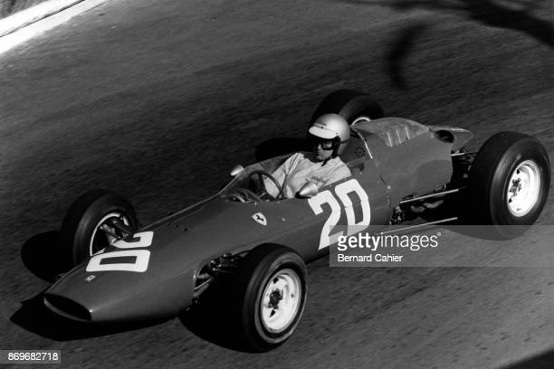 Lorenzo Bandini Ferrari 156 Aero Grand Prix of Monaco Circuit de Monaco 10 May 1964