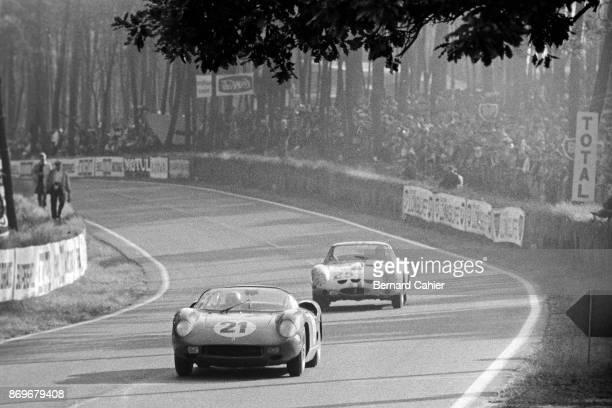 Lorenzo Bandini Ferrari 250P Ferrari 250 GTO 24 Hours of Le Mans Le Mans 16 June 1963