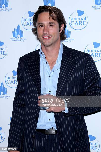 Lorenzo Borghese attends ANIMAL CARE & CONTROL Holds the ANIMAL CARE AFFAIR GALA, PARTY FOR THE PAWS at Pressure on September 25, 2008 in New York...
