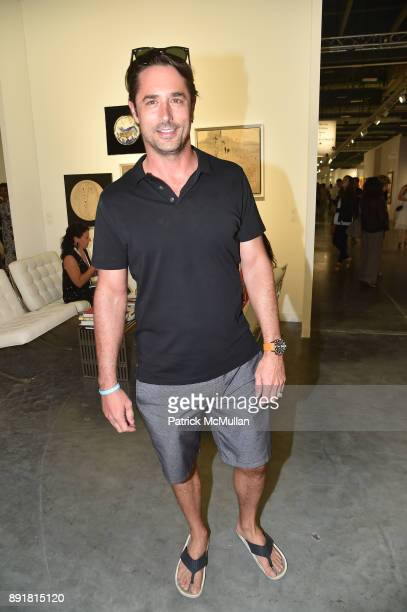 Lorenzo Borghese attends Art Basel Miami Beach - Private Day at Miami Beach Convention Center on December 6, 2017 in Miami Beach, Florida.