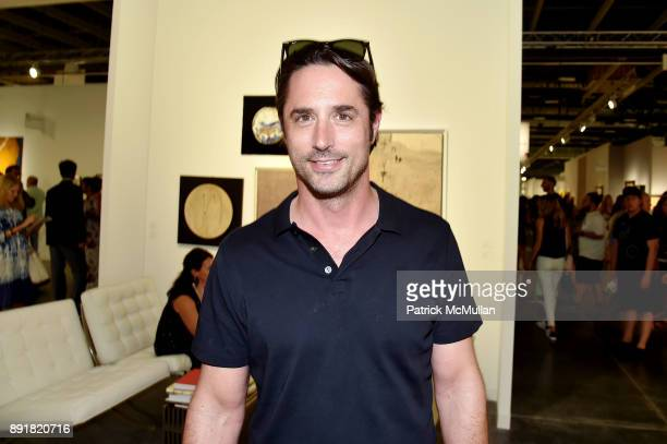 Lorenzo Borghese attends Art Basel Miami Beach - Private Day at Miami Beach Convention Center on December 6, 2017 in Miami Beach, Florida.