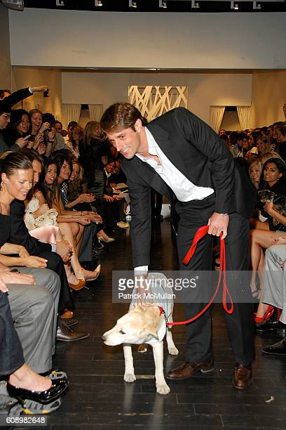 Lorenzo Borghese attends PROJECT RUFFWAY Fashion Show to Benefit STRAY FROM THE HEART at 650 Sixth Avenue on May 21 2007 in New York City