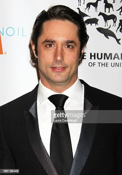 Lorenzo Borghese attends The Humane Society Of The United States' To the Rescue! 2013 Gala at Cipriani 42nd Street on November 15, 2013 in New York...