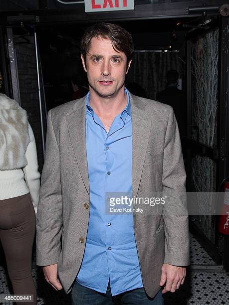 """Lorenzo Borghese attends the """"Lucky Bastards"""" premiere at the Hotel Chantelle on April 15, 2014 in New York City."""