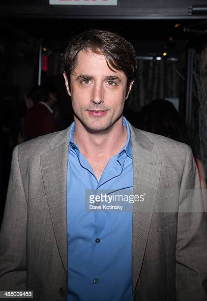 Lorenzo Borghese attends the 'Lucky Bastards' premiere at the Hotel Chantelle on April 15 2014 in New York City