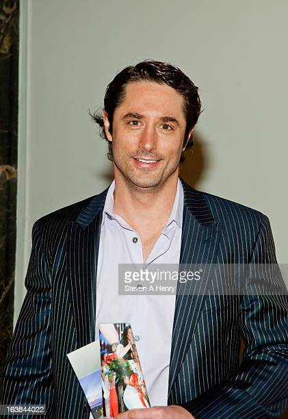 Lorenzo Borghese attends the Miss America 2013 Homecoming Gala at The Fashion Institute of Technology on March 16 2013 in New York City