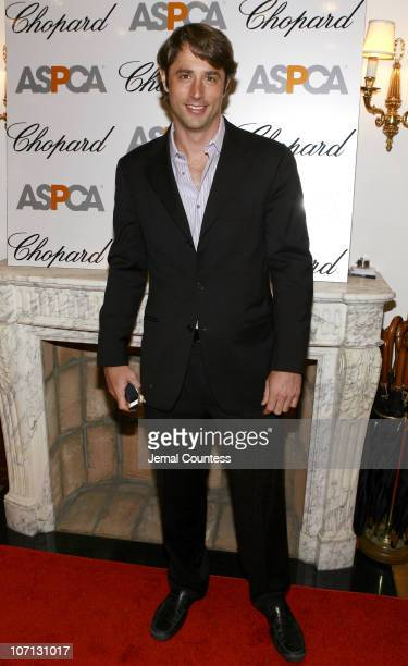 """Lorenzo Borghese during Lake Bell and Lorenzo Borghese Crown ASPCA Shelter Dog """"King"""" of the 10th Annual ASPCA Ball with $1-Million Chopard Diamond..."""