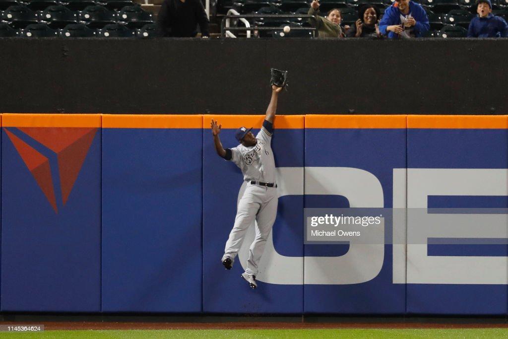 Milwaukee Brewers v New York Mets : News Photo