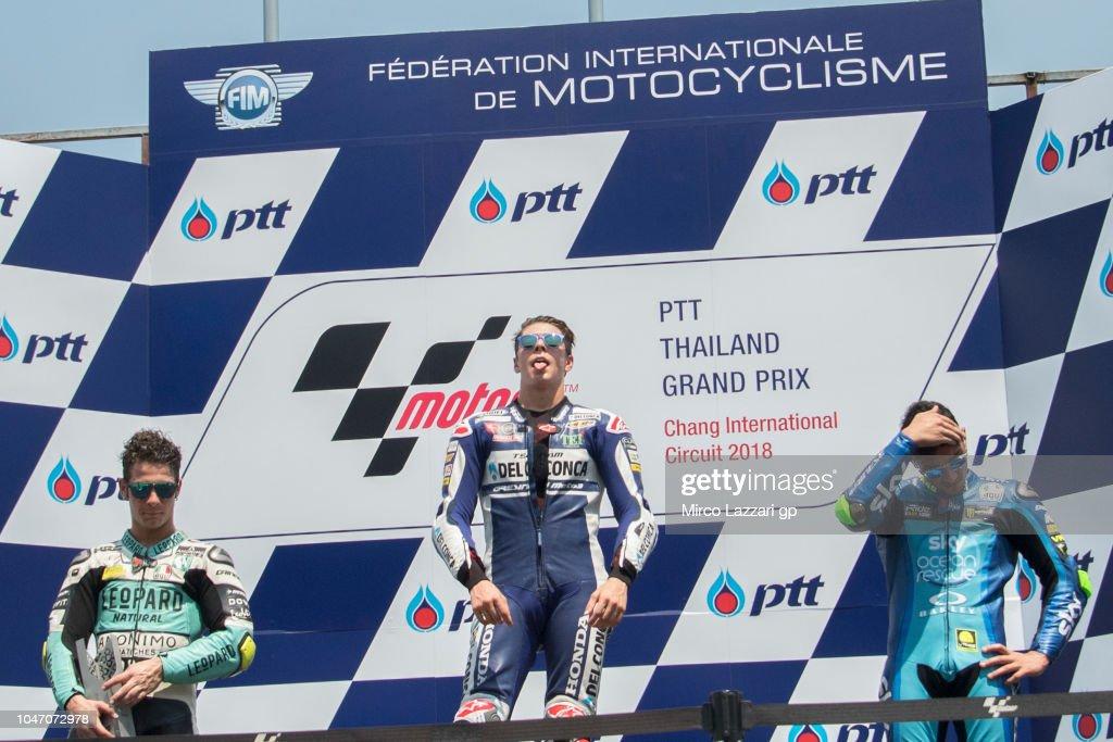 MotoGP Of Thailand - Race : Fotografía de noticias