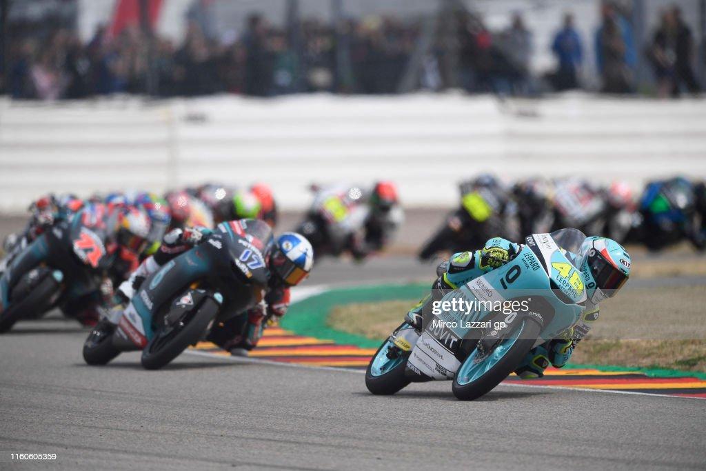 MotoGp of Germany - Race : News Photo