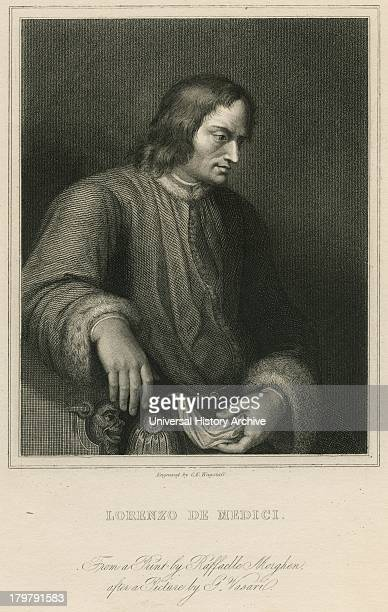 Lorenzo de Medici called Lorenzo the Magnificent Floretine Ruler